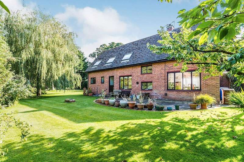 4 Bedrooms Detached House for sale in Euxton Hall Gardens, Euxton, Chorley, Lancashire, PR7