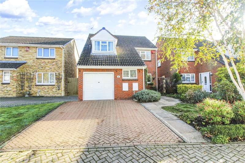 4 Bedrooms Detached House for sale in Fallowfield, Sittingbourne, ME10
