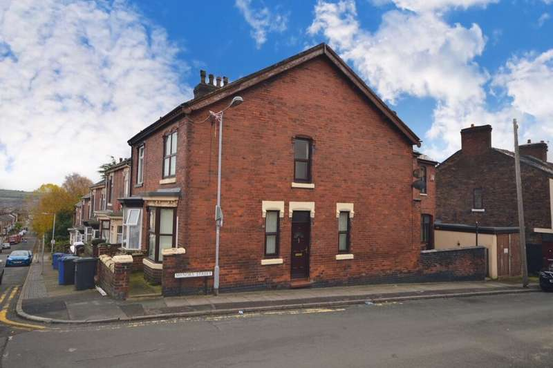 2 Bedrooms Flat for rent in Mynors Street, Stoke-On-Trent, ST1