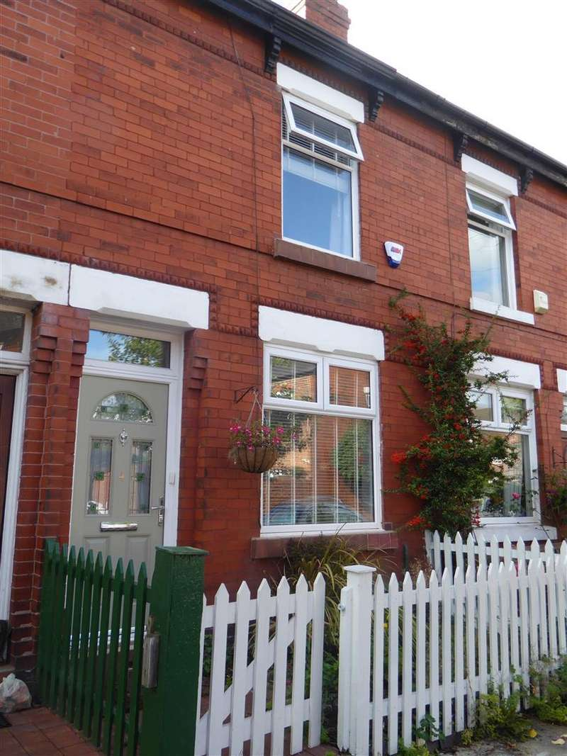 2 Bedrooms House for rent in Attercliffe Road, Chorlton, Manchester