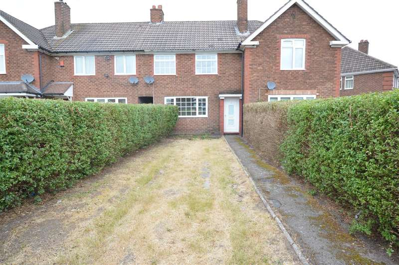 2 Bedrooms Terraced House for rent in Esher Road, Kingstanding, Birmingham