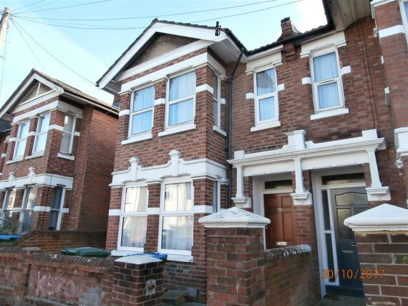 6 Bedrooms Semi Detached House for rent in Wilton Avenue, Southampton