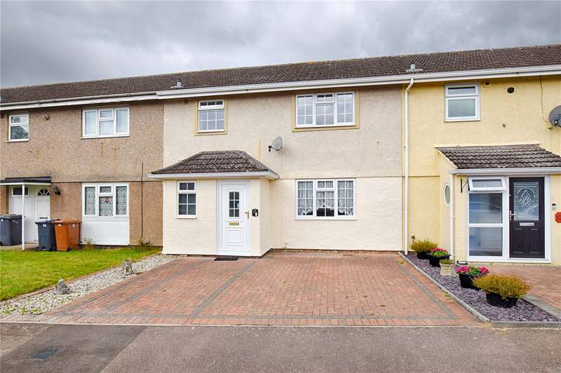 3 Bedrooms Terraced House for sale in Sawbridgeworth