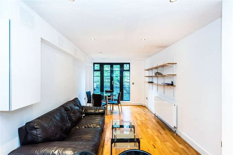 2 Bedrooms Flat for rent in Bartholomew Square, London, EC1V