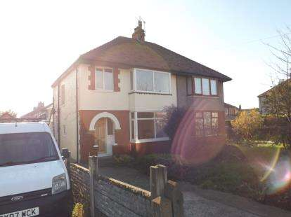 3 Bedrooms Semi Detached House for sale in Lancaster Road, Morecambe, Lancashire, United Kingdom, LA4