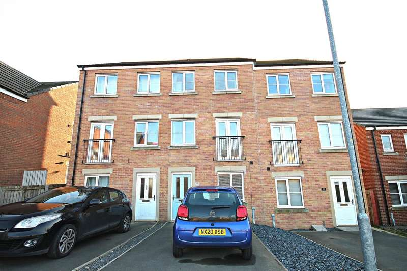 3 Bedrooms Terraced House for sale in Drummond Way, Shildon