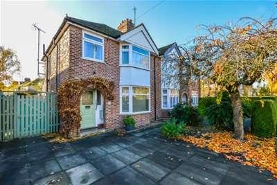 3 Bedrooms Semi Detached House for rent in Birdwood Road, Cambridge