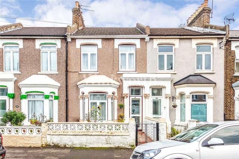 3 Bedrooms Terraced House for sale in Glenwood Road, London, N15