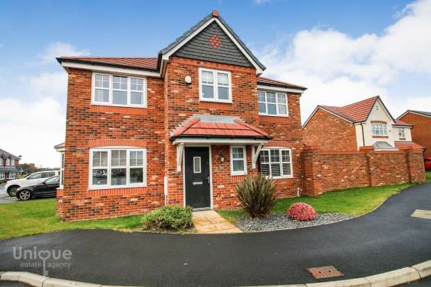 4 Bedrooms Detached House for sale in Rippingale Way, Thornton-Cleveleys, FY5