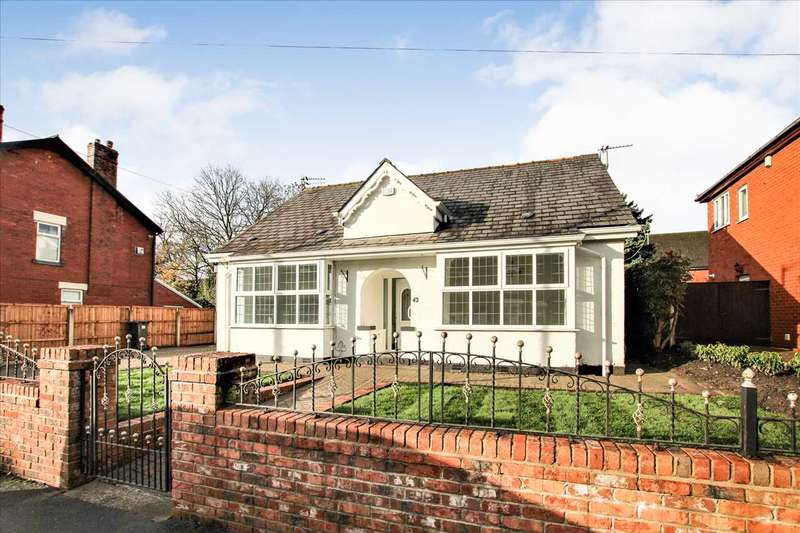 4 Bedrooms Bungalow for rent in King Street, Westhoughton, Westhoughton