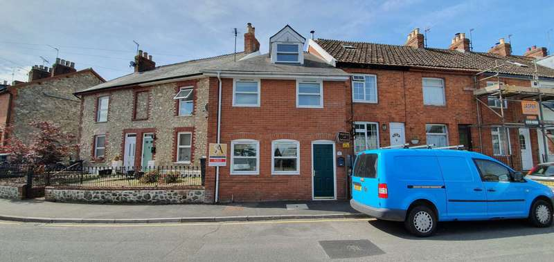 1 Bedroom End Of Terrace House for rent in Combe Street, Chard