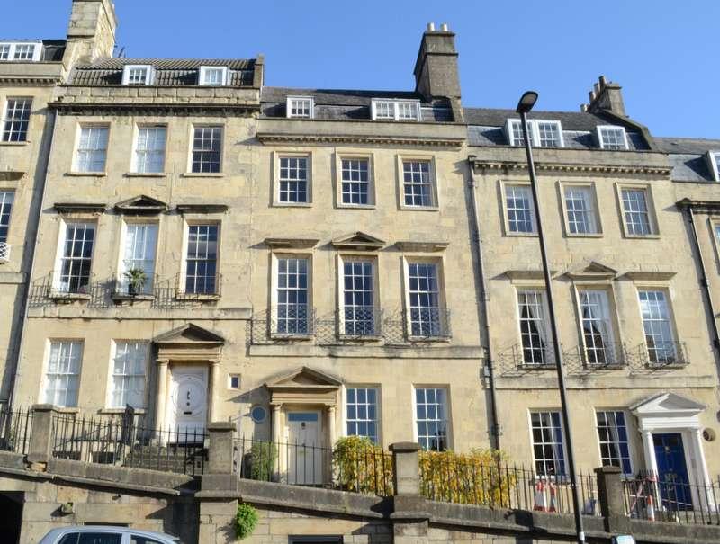 5 Bedrooms Terraced House for sale in Belmont, Bath, BA1