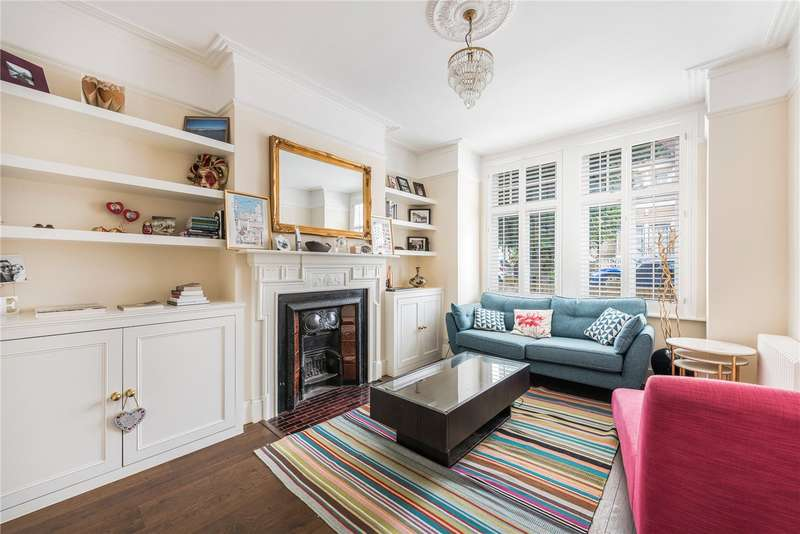 5 Bedrooms Terraced House for sale in Gassiot Road, London, SW17