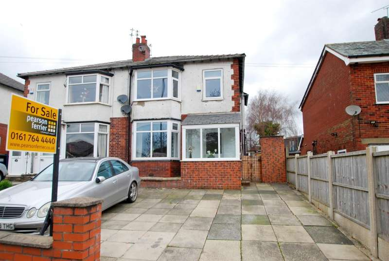 3 Bedrooms Property for sale in Bolton Road, Bury