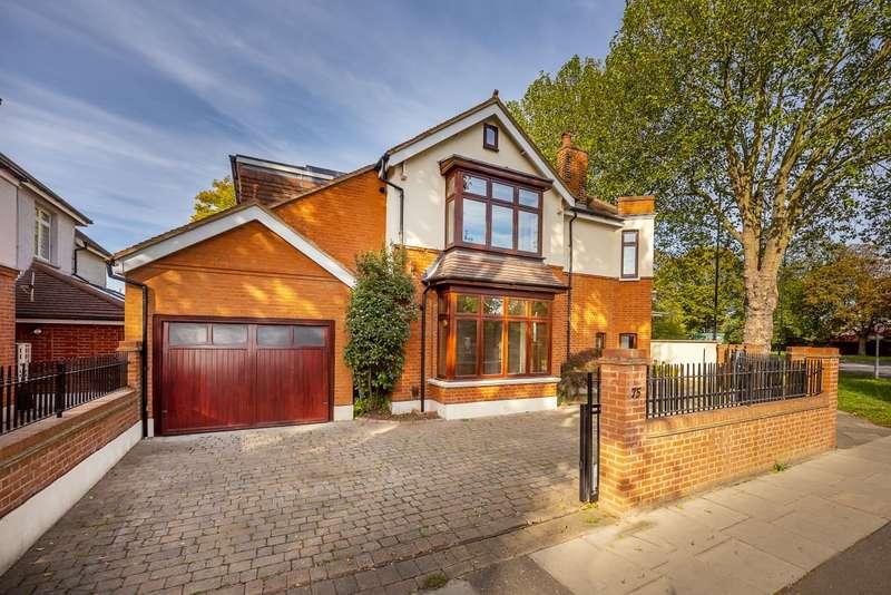 6 Bedrooms Detached House for rent in Cole Park Road, St Margaret's, TW1