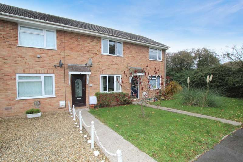 2 Bedrooms Terraced House for sale in Petrel Close, Bridgwater
