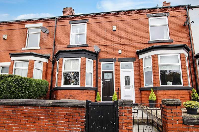 2 Bedrooms Terraced House for sale in Princess Road, Ashton-in-Makerfield, Wigan, WN4