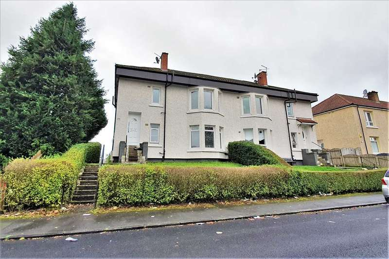 2 Bedrooms Flat for sale in Liberton St, High Carntyne, G33