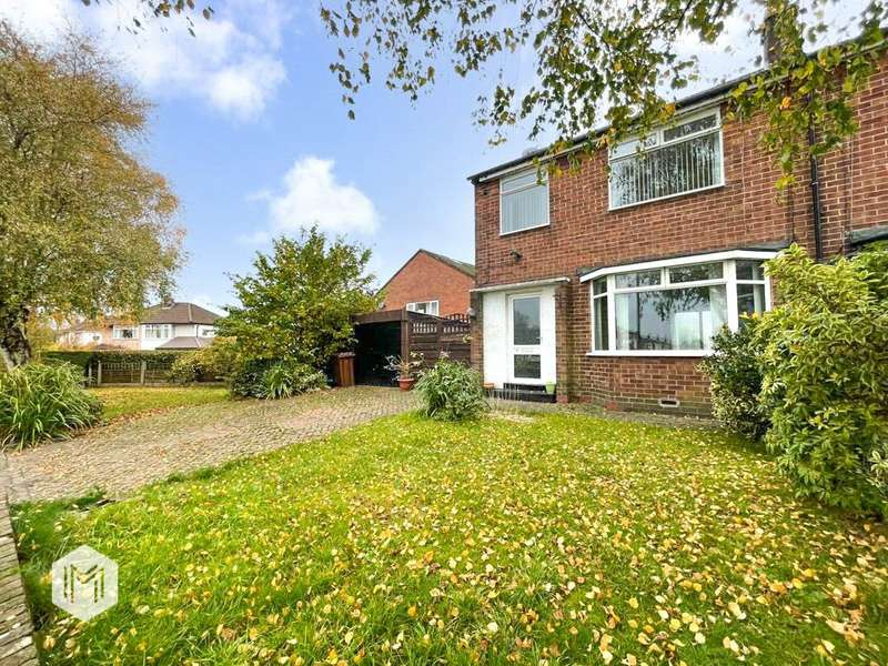 3 Bedrooms Semi Detached House for sale in Newcombe Road, Ramsbottom, Bury, BL0