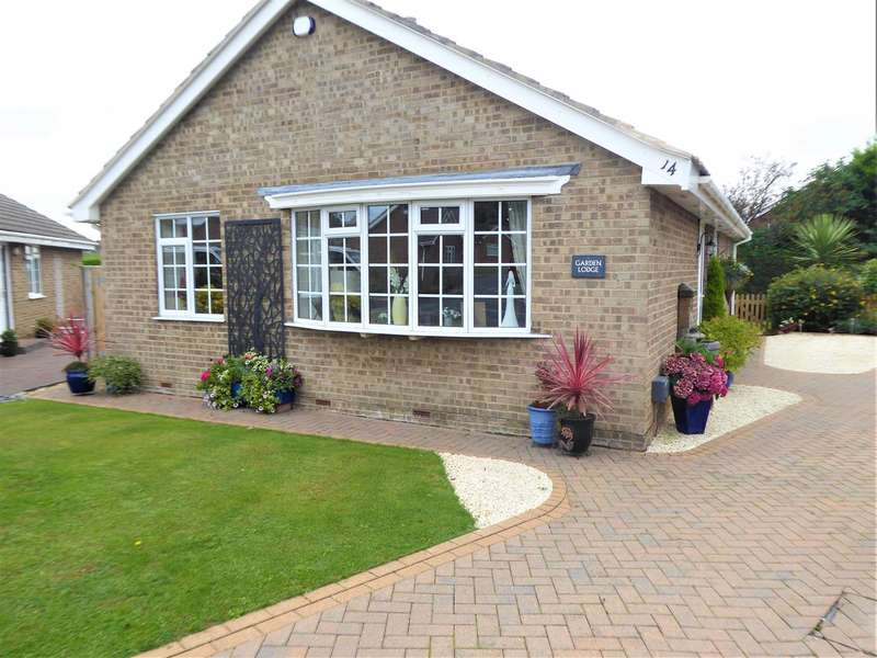 3 Bedrooms Detached Bungalow for rent in Wauldby View, Swanland, North Ferriby