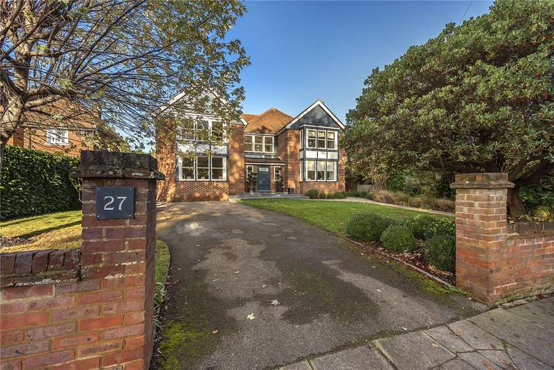5 Bedrooms Detached House for sale in Marshals Drive, St. Albans, AL1