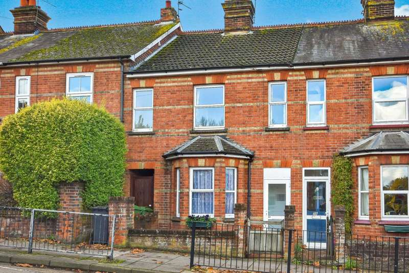3 Bedrooms Terraced House for sale in New Road, Basingstoke, RG21