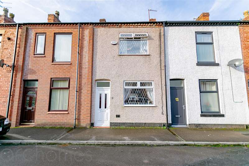 2 Bedrooms Terraced House for sale in Park Street, Tyldesley, Manchester
