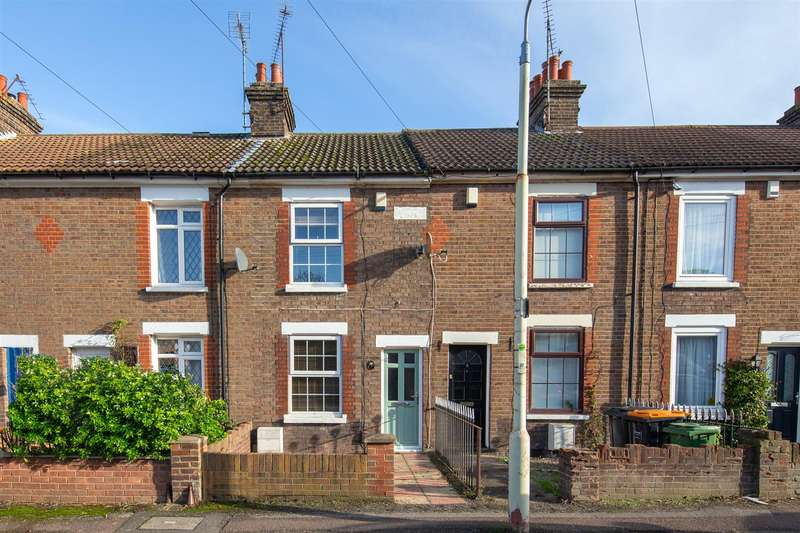 2 Bedrooms Terraced House for sale in Cross Street North, Dunstable