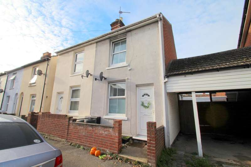 2 Bedrooms Semi Detached House for sale in Charles Street, New Town