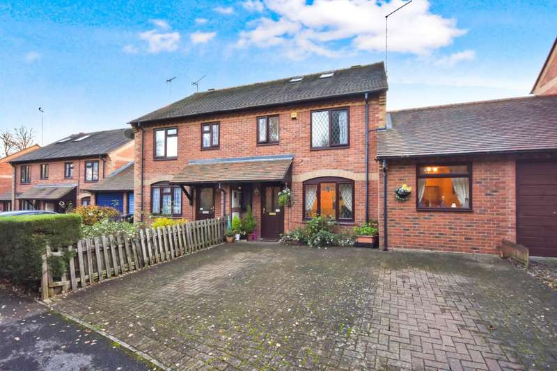 5 Bedrooms Semi Detached House for sale in Black Dam, Basingstoke, RG21