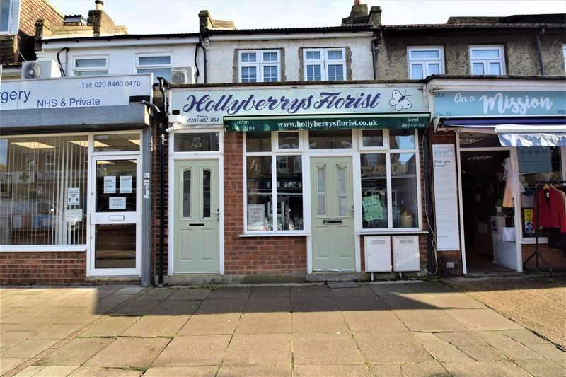 1 Bedroom Commercial Property for sale in Chatterton Road, Bromley