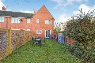 3 Bedrooms End Of Terrace House for sale in Dextor Close, Canterbury, Kent