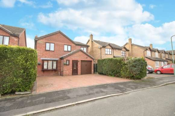 3 Bedrooms Detached House for rent in Leafields, Shrewsbury, SY1