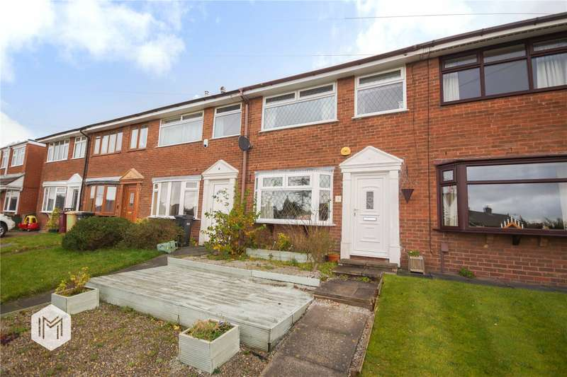 3 Bedrooms Terraced House for sale in Mendip Close, Horwich, Bolton, BL6