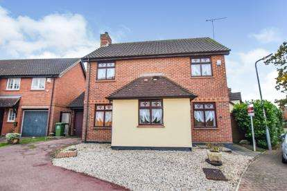 3 Bedrooms Detached House for sale in Steeple View, Essex
