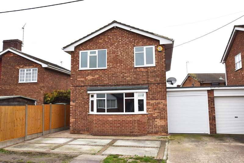 3 Bedrooms Detached House for sale in Baardwyk Avenue, Canvey Island