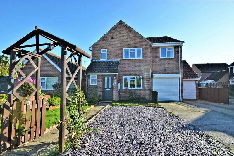 4 Bedrooms House for sale in Dane Close, Southampton