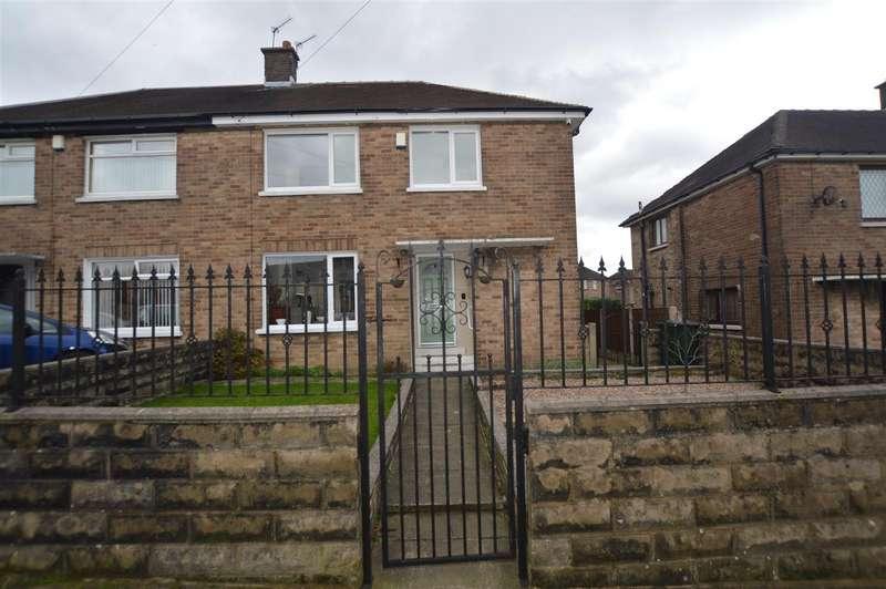 3 Bedrooms Semi Detached House for rent in Bell Dean Road, Allerton, Bradford