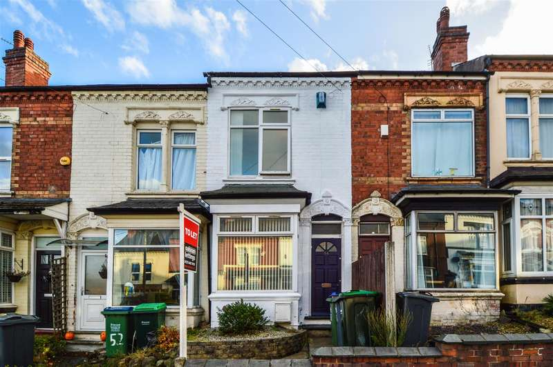 3 Bedrooms Terraced House for rent in Abbey Road, Bearwood, Birmingham, West Midlands, B67