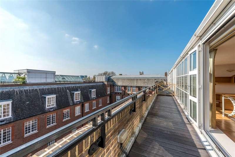 3 Bedrooms Property for sale in New River Head, 173 Rosebery Avenue, Clerkenwell EC1R