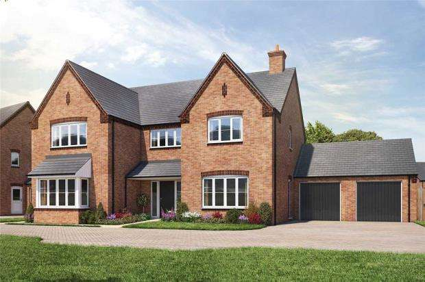 5 Bedrooms Detached House for sale in Sonning Grove, Sonning Common, Reading