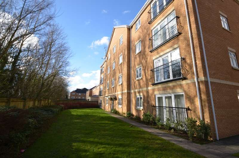 1 Bedroom Flat for rent in Wyncliffe Gardens, Pentwyn, Cardiff, CF23 7FB