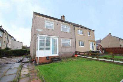 3 Bedrooms Semi Detached House for sale in Caledonia Road, Baillieston, Glasgow, Lanarkshire
