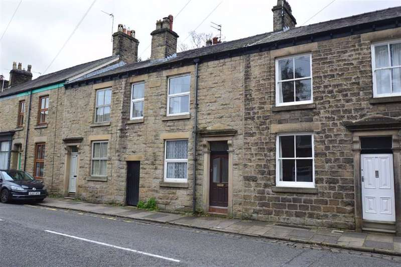 2 Bedrooms Terraced House for rent in Wellington Road, Bollington