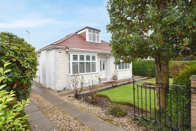 2 Bedrooms Detached House for sale in Moore Drive, Bearsden
