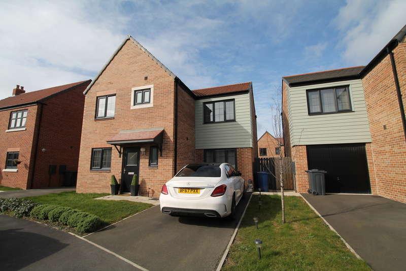 3 Bedrooms Detached House for sale in Regent Drive, Hebburn, Tyne And Wear