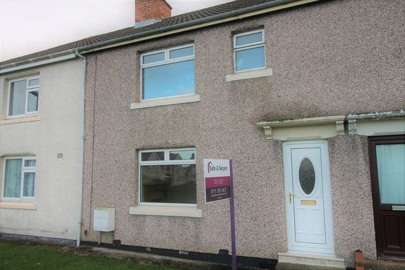 2 Bedrooms Terraced House for rent in Lowerson Avenue, Shiney Row, Houghton Le Spring