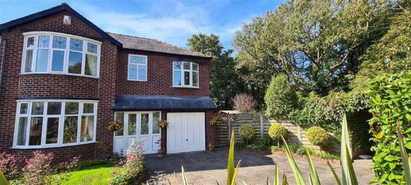 4 Bedrooms Detached House for sale in Northway, Droylsden, Manchester