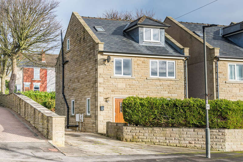 4 Bedrooms Detached House for sale in High Street, Apperknowle