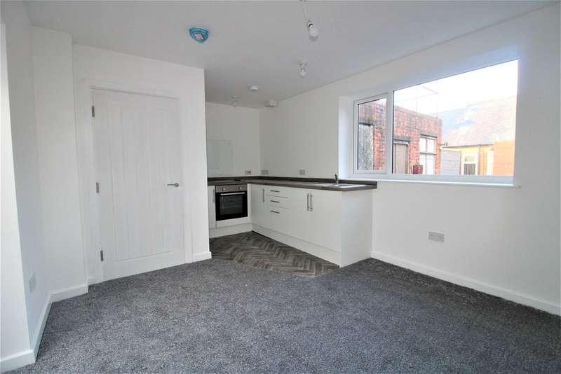 1 Bedroom Flat for rent in Rudyerd Street, North Shields